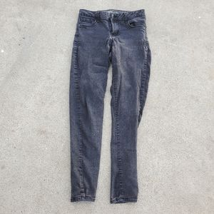 Old Navy Rockstar Low Rise Skinny Jeans